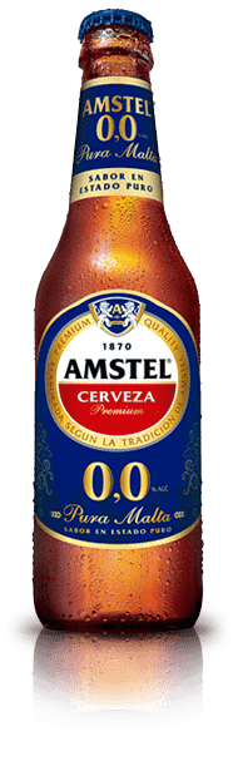 Bodegas Orvi - AMSTEL ORO 0,0% 33 CL -  Bodegas Orvi