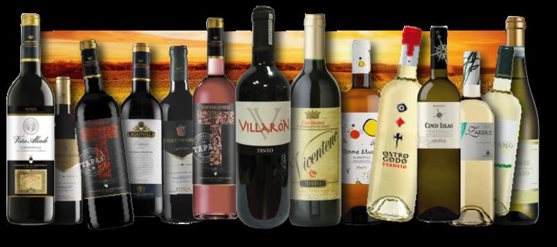Promciones vino
